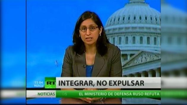 Experta: Los indocumentados contribuyen a Estados Unidos