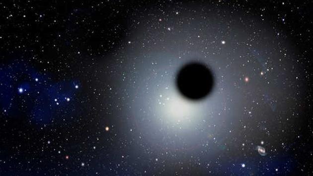 Astrónomos detectan el 'despertar hambriento' de un agujero negro