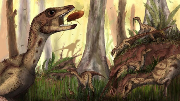 Descubren el primer dinosaurio 'venezolano'