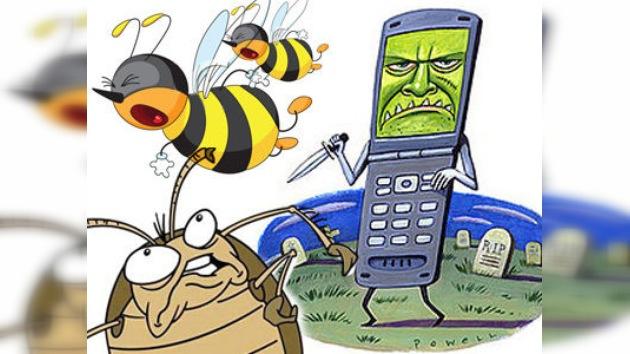 Humanidad en peligro: los móviles matan a abejas y cucarachas