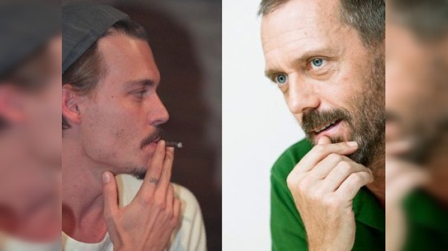 Hugh Laurie, Bullock y Depp, actores favoritos del público estadounidense