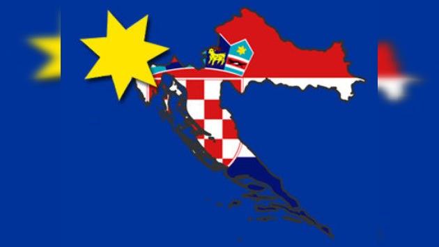 Croacia, aceptada en una UE en quiebra