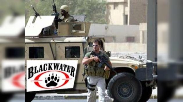 Iraq da un ultimátum a 250 agentes de Blackwater para su salida del país