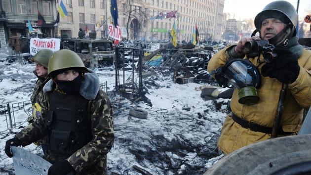 Minuto a minuto: Ucrania, presa del caos y la violencia