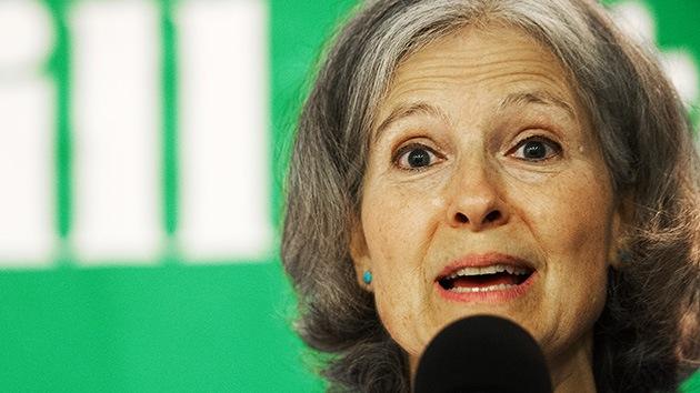 """EE.UU: La candidata verde se siente víctima de """"manipulaciones de la democracia"""""""