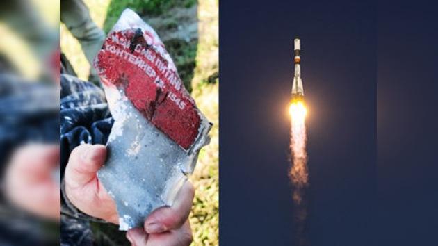 Hallan fragmentos del carguero espacial Progress