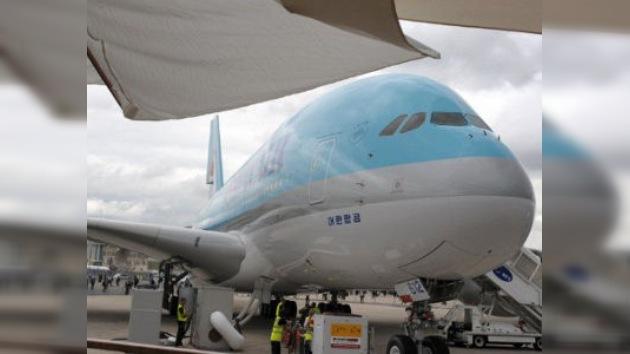 'Combate aéreo' entre Boeing y Airbus en el Salón aeronáutico de Le Bourget
