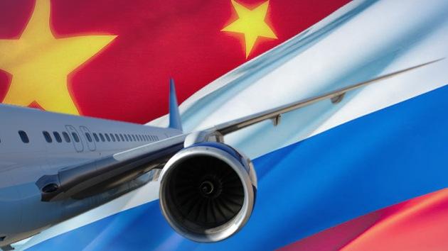 Rusia ofrece a China desarrollar un avión de pasajeros de fuselaje ancho