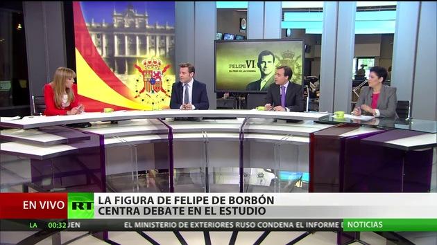 Tema abierto: El futuro de la monarquía española a debate