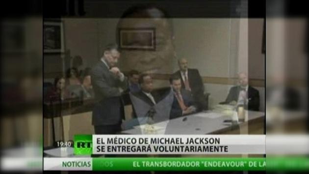 """Conrad Murray  """"mató sin premeditación a Michael Joseph Jackson"""""""