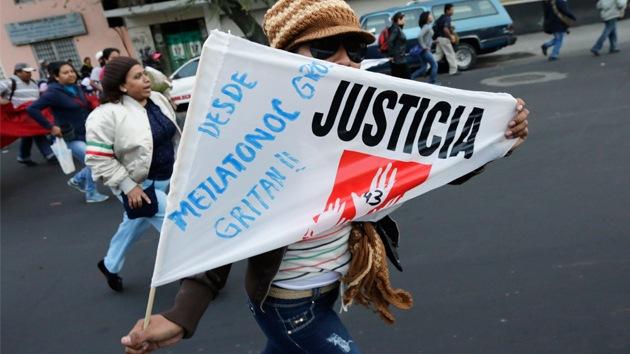 Infografía: Balance completo del drama de las desapariciones en México