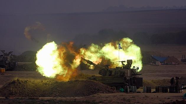 Artillería israelí abre fuego contra Siria