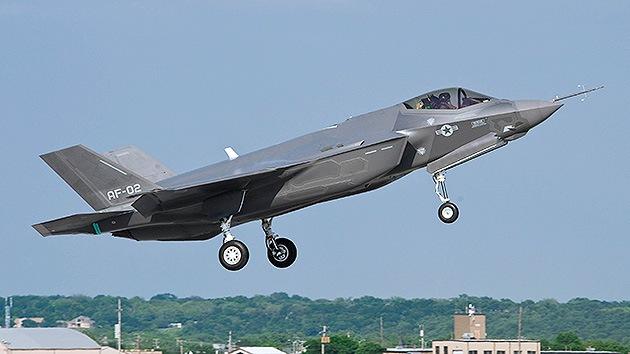 Seúl comprará 40 cazas F-35 a partir de 2018