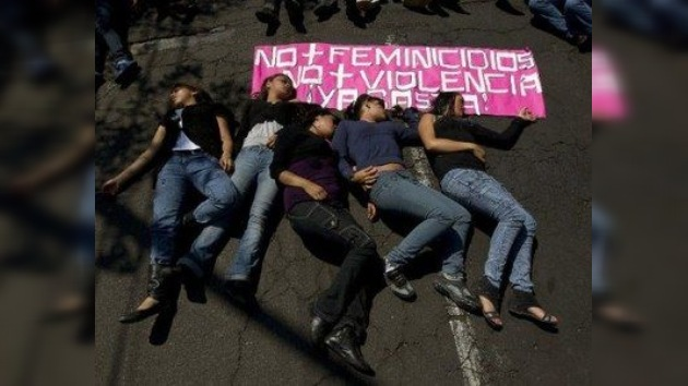 La capital de México crea la nueva figura penal de 'feminicidio'