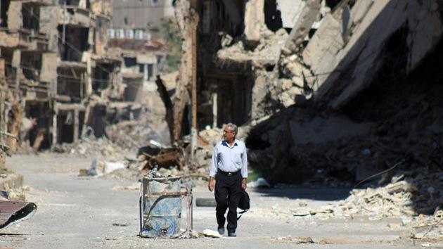EE.UU. lanza una 'campaña publicitaria' con el fin de lograr apoyos para atacar Siria