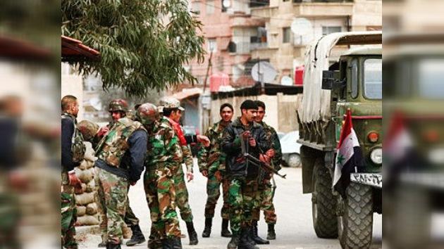 Rusia descarta toda 'química' con el ejército de Siria