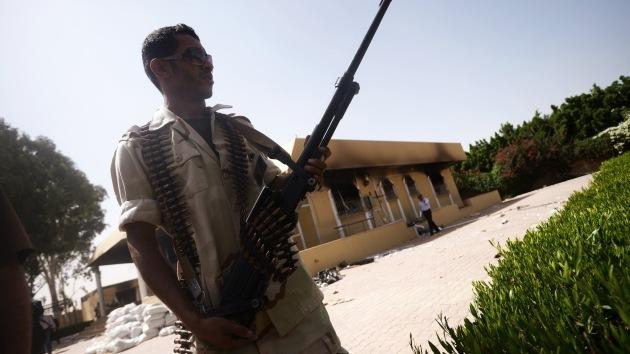 El Congreso de Libia disuelve a las milicias 'ilegítimas'