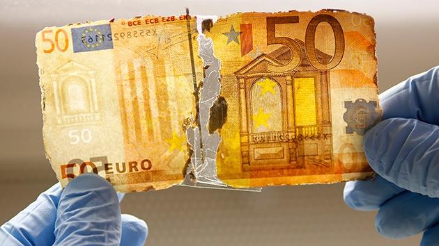¿Hacia el fin del euro? Alemania, Francia e Italia no levantan cabeza