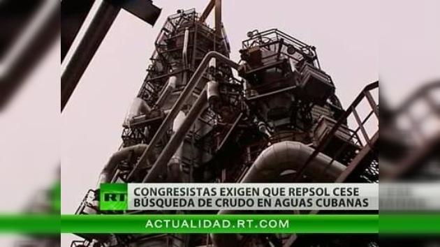 Congresistas de EE. UU. exigen que Repsol cese la búsqueda de crudo en aguas de Cuba