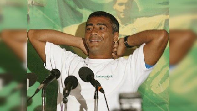 "Romario: ""Yo fui mejor que Maradona"""