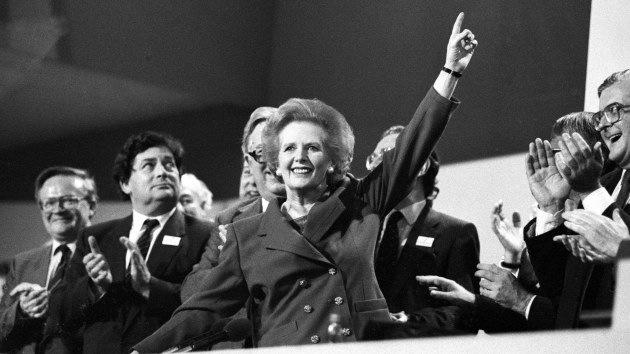 Publican el explosivo discurso que Margaret Thatcher no se atrevió a pronunciar