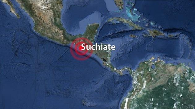 Un terremoto de seis grados en la escala de Richter sacude la costa pacífica de México