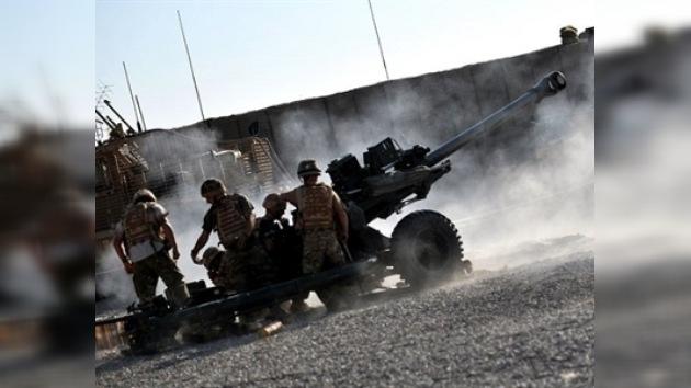 En Afganistán eliminados 63 insurgentes talibanes