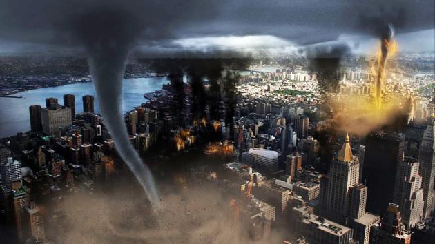 """Lo peor está por venir: """"Sandy abre la era de las supertormentas en la Tierra"""""""