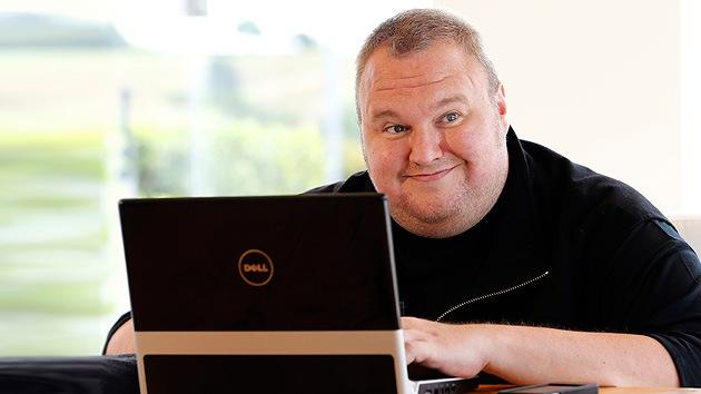 La nueva dirección IP de Kim Dotcom es... Partido de Internet