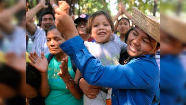 Evo Morales pide perdón a los indígenas por la represión policial