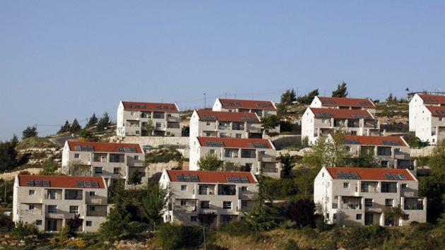 Israel pretende legalizar asentamientos prohibidos en Cisjordania