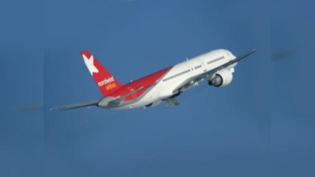 Un Boeing 757 realizó un aterrizaje de emergencia en Novosibirsk