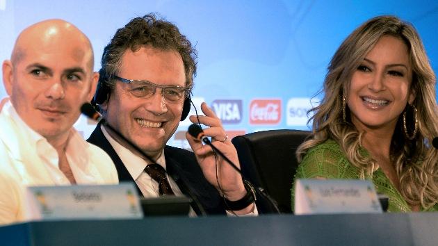 VIDEO: La FIFA presenta la canción oficial del Mundial de Brasil 2014