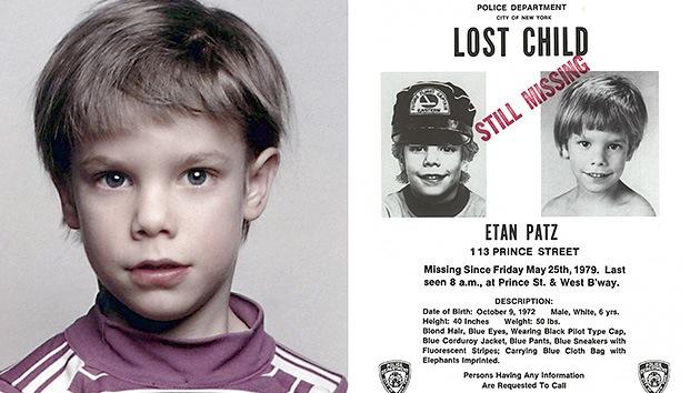 Un hombre confiesa la muerte de un niño desaparecido hace 33 años