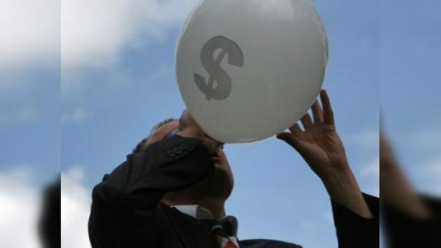 El déficit del presupuesto de los EE.UU. sigue aumentando