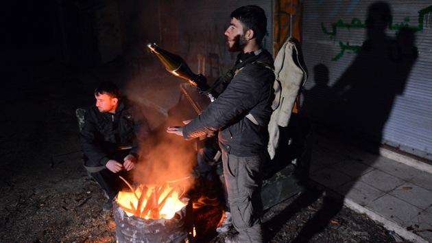 """Human Rights Watch: """"Rebeldes sirios destruyen sitios religiosos deliberadamente"""""""