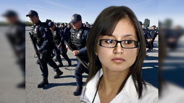 La mujer más valiente de México está en EE.UU., en busca de asilo político