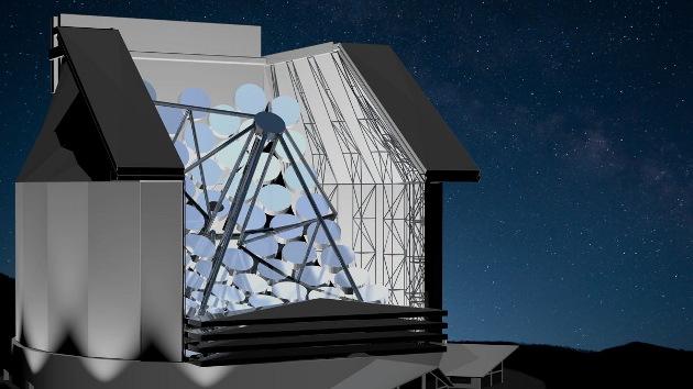Un telescopio capaz de localizar ciudades en otros planetas