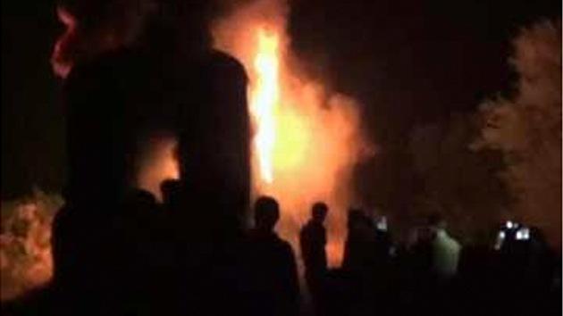El incendio de un tren provoca al menos 26 muertos en la India