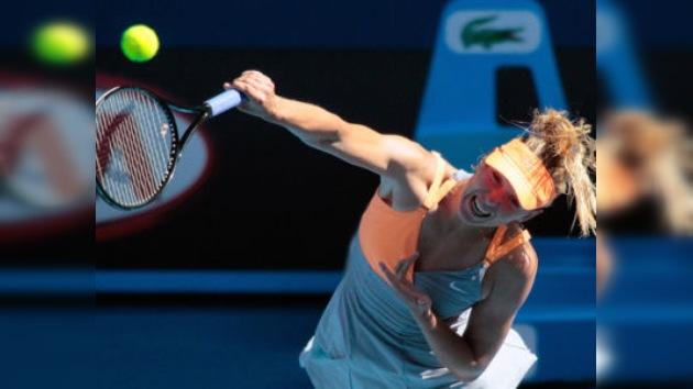 Sharápova y Kuznetsova continúan imparables en el Australian Open