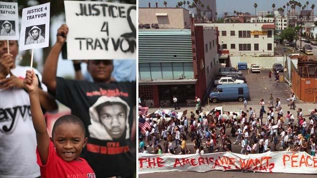 Caso Trayvon Martin, ¿otra ola de indignación a lo Rodney King?