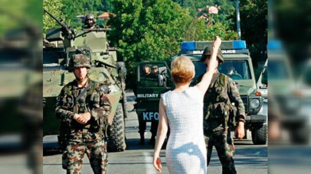 Serbia y Kosovo, al borde de nuevos enfrentamientos