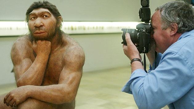 Estudio: Los neandertales vivieron con los humanos varios miles de años en Europa