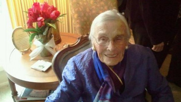 Florencia Detlor, la usuaria más anciana de Facebook