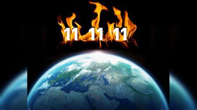 La magia numérica del 11-11-11 conquista el mundo