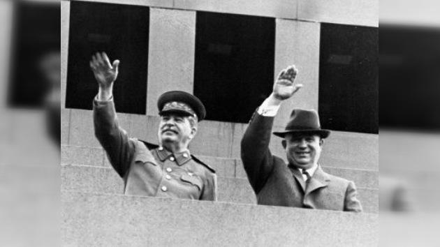 55 años del discurso sobre el 'culto a la persona' de Stalin