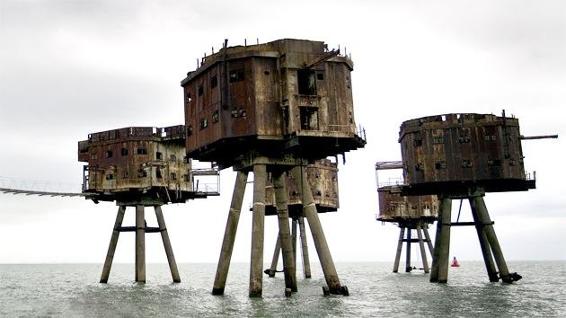 Las 10 mayores bases militares abandonadas del mundo