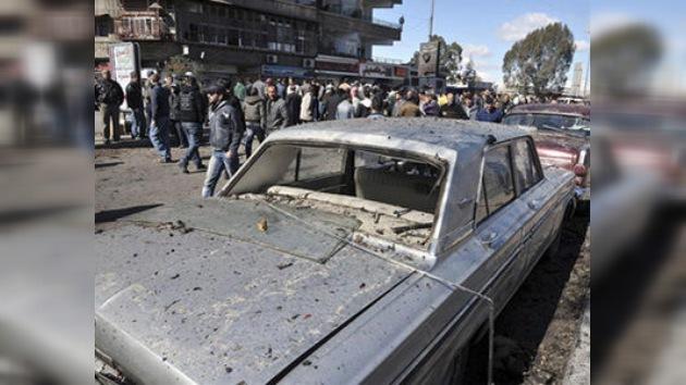Un atentado sacude la ciudad siria de Aleppo (imágenes, vídeo)