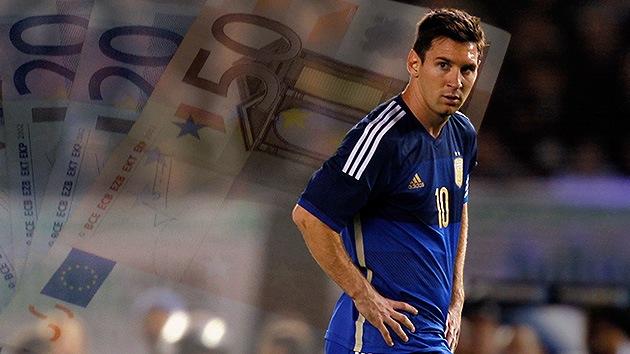 Los partidos benéficos de Leo Messi, investigados por lavado de dinero