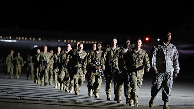EE.UU. mantendrá en Afganistán mil soldados más de lo previsto en 2015